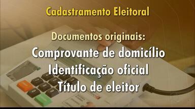 Mais de 130 mil eleitores ainda não fizeram cadastramento biométrico na PB - Prazo termina em três dias.