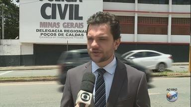 Polícia Civil apresenta suspeitos de estelionato em Poços de Caldas (MG) - Polícia Civil apresenta suspeitos de estelionato em Poços de Caldas (MG)