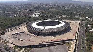 Inaugurado há mais de 50 anos, Mineirão concorre para ser a cara de BH - Estádio é símbolo de futebol e orgulho para os belo-horizontinos.