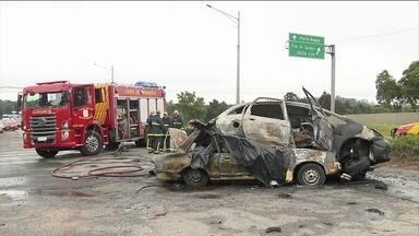 Brasil gasta R$ 52 bilhões por ano com acidentes de trânsito - Um estudo revelou quanto o Brasil gasta por ano com acidentes de trânsito. São R$ 52 bilhões. Um número impressionante: praticamente a metade de todo o orçamento da saúde. É um custo médio de R$ 250 por brasileiro.