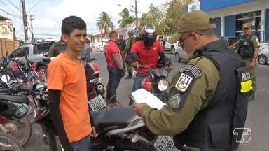 Operação 'Boas Festas' terá reforço no policiamento no Centro e nos bairros de Santarém - O coronel Héldson Tomaso falou sobre as ações da Polícia Militar durante a operação.