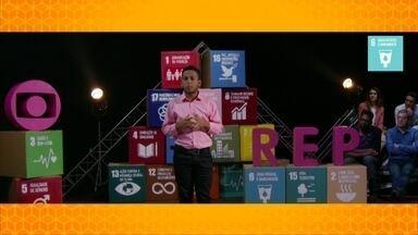 Repercutindo Ideias: Edivan Nascimento - Edivan Nascimento ganhou o Prêmio Jovem Cientista aos 17 anos ao inventar um filtro de purificação de água com caroços de açaí.