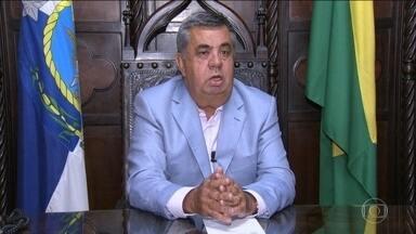 Defesa de Picciani e Paulo Melo alegava que prisão era inconstitucional - Relator no STF rejeitou liminar para soltar Jorge Picciani e Paulo Melo.