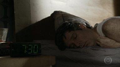 Despertador anti soneca - Só mais cinco minutinhos...
