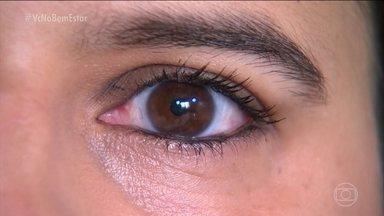 Descolamento de retina pode causar sérios prejuízos à visão - Conheça a história da Luana, de Sorocaba, SP.