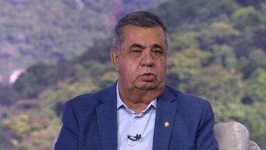 Cúpula do PMDB na Alerj é denunciada pelo Ministério Público - Edson Albertassi, Paulo Melo e Jorge Picciani são acusados de corrupção e de pertencer à mesma quadrilha do ex-governador Sérgio Cabral.