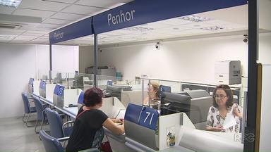 Contratos de penhor aumentam no Paraná - Nesta modalidade o dinheiro é liberado na hora