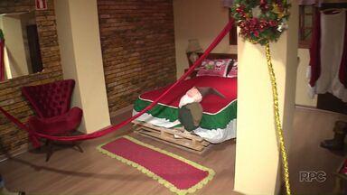 Casa do Papai Noel já está aberta para visitação em Maringá - A entrada é gratuita.