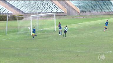 Antes mesmo da final, Copa Piauí feminino tem média de gols superior ao estadual masculino - Antes mesmo da final, Copa Piauí feminino tem média de gols superior ao estadual masculino