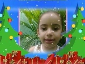 Confira as mensagens de Natal enviadas pelos telespectadores nesta sexta - Telespectadores enviam mensagens de Natal.
