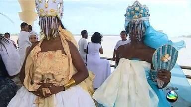 Religiões de matrizes africanas comemoram o dia de Oxum - Religiões de matrizes africanas comemoram o dia de Oxum.