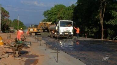 DER anuncia a liberação de uma das partes da rodovia CE 292 - Saiba mais em g1.com.br/ce