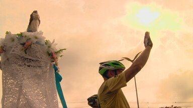 Ciclo procissão em Manaus faz homenagem à padroeira do Amazonas - Evento integra o calendário da Arquidiocese de Manaus e será realizado todos os anos.