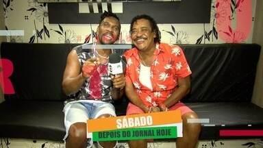 Chamada: #Partiu visita Jaguaribe neste sábado (9) - É o Tchan e Leo Santana estão entre as participações especiais na viagem de Tep Rodrigues