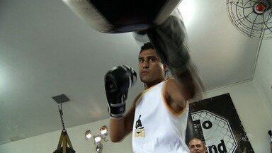 Boxeador cearense brilha mesmo com umas dificuldades; veja história - Boxeador cearense brilha mesmo com umas dificuldades; veja história