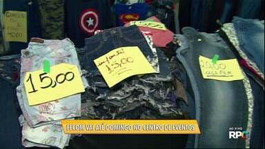 Fecom vai até domingo no centro de convenções e eventos de Cascavel - Mais de 100 expositores participam da feira.