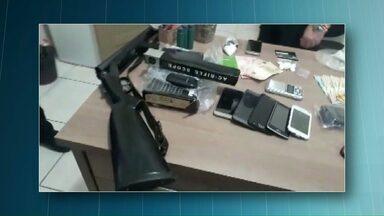 Oito pessoas são presas em operação da polícia Civil em Cafelândia e Nova Aurora - A suspeita é de que elas tem envolvimento com o tráfico de drogas.