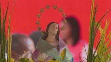 Família do quilombo do Curiaú homenageia Nossa Senhora da Conceição com fé e festa - Comemorações iniciaram no dia 1º de dezembro com novenas todas as noites nas casas dos filhos do patriarca Joaquim Ramos. Ápice da festa é nesta sexta-feira (8).