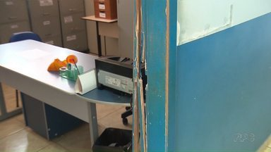 Escola de Paiçandu é arrombada 3 vezes em 3 dias - Bandidos levaram kits de Natal que iam ser entregues a alunos