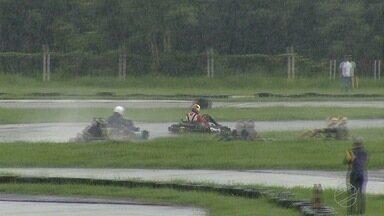 Kartódromo de Campo Grande recebe Copa de Kart, com mais de 30 pilotos - Kartódromo de Campo Grande recebe Copa de Kart, com mais de 30 pilotos