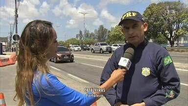 Colisão frontal é o tipo de acidente que mais mata nas estradas do Ceará - Confira mais notícias em G1.Globo.com/CE