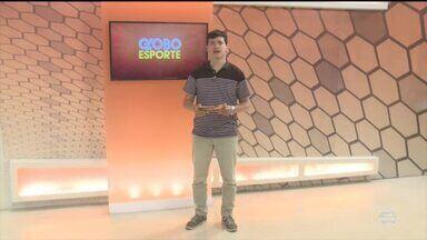 Assista ao Globo Esporte desta segunda (11) com Flávio Meireles - Assista ao Globo Esporte desta segunda (11) com Flávio Meireles
