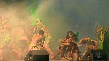 Festa do Guaraná 2017 encerra em Maués, no AM - Evento teve shows locais e nacionais