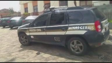 Polícia cumpre mandado de busca e apreensão na Prefeitura de Pouso Alegre (MG) - Polícia cumpre mandado de busca e apreensão na Prefeitura de Pouso Alegre (MG)