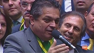 PGR dá parecer favorável à prisão do deputado federal por SC João Rodrigues - PGR dá parecer favorável à prisão do deputado federal por SC João Rodrigues
