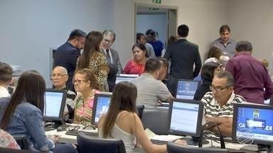 Mutirão para tentar acordo entre prefeitura e devedores de impostos começa em Campo Grande - São mais de R$ 1,3 bilhão em dívidas atrasadas.