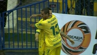 Assoeva vence Atlântico de Erechim na primeira partida da final do Campeonato Gaúcho - Time de Venâncio Aires venceu o adversário em casa por 3 a 1 na noite de sexta-feira (08).