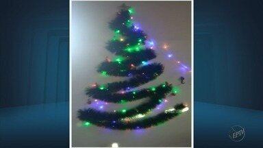 Confira as fotos das decorações natalinas enviadas por telespectadores - Confira as fotos das decorações natalinas enviadas por telespectadores