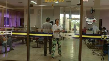 Detran fala sobre o porquê da agência de Gurupi ter ficado fechada na segunda-feira (11) - Detran fala sobre o porquê da agência de Gurupi ter ficado fechada na segunda-feira (11