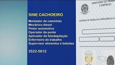 Confira as oportunidades de trabalho no Sul do ES - Vagas são das agências do Sine.