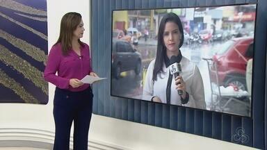 Mulher internada depois de cair do 4° andar de prédio morre em Manaus - Jovem de 20 anos estava internada há sete dias em estado gravíssimo.