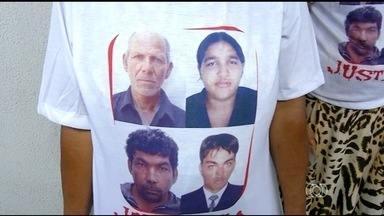 Acusado de ajudar na morte de família de ciganos é condenado em Araguaína - Acusado de ajudar na morte de família de ciganos é condenado em Araguaína