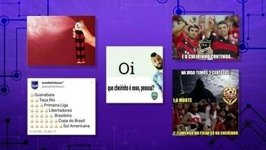 #GEnarede: derrota do Flamengo na Sul-Americana rende na internet - #GEnarede: derrota do Flamengo na Sul-Americana rende na internet