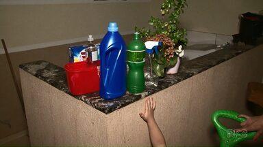 Remédios são a principal causa de envenenamento em crianças - Acidentes acontecem, geralmente, entre 2 e 4 anos de idade.