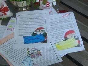 Correios disponibilizam para adoção cartinhas de crianças ao Papai Noel - Prazo termina nesta sexta-feira (15).