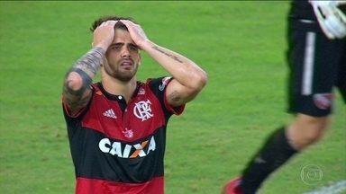 Fla fica no empate com o Independiente e deixa escapar o título da Copa Sul-Americana - Fla fica no empate com o Independiente e deixa escapar o título da Copa Sul-Americana