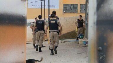 Operação contra o tráfico de drogas prende suspeitos em 4 cidades do Sul de Minas - Operação contra o tráfico de drogas prende suspeitos em 4 cidades do Sul de Minas