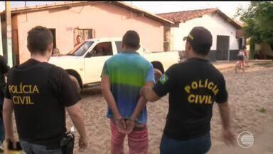 Polícia Civil faz operação PC 24h em 29 de cidades do Piauí - Polícia Civil faz operação PC 24h em 29 de cidades do Piauí
