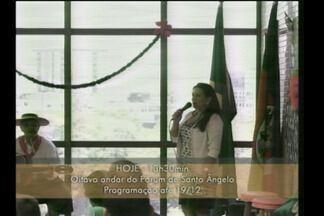 Eventos musicais unem a comunidade em Santo Ângelo, RS - Iniciativa no fórum leva música e reúne a comunidade.