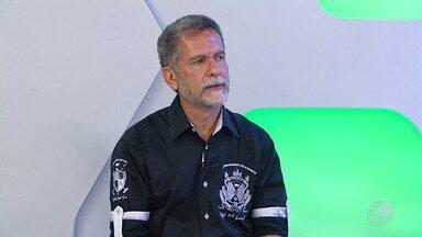Ricardo David é eleito o novo presidente do Vitória pelos torcedores - Cinco candidatos concorreram ao cargo. Eleição foi realizada na quarta-feira (13).