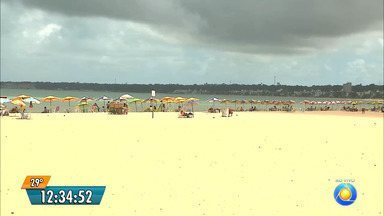 Réveillon João Pessoa : quem quiser usar tendas na praia tem que reservar o espaço - A Sedurb João Pessoa disponibilizou 400 lugares nas praias.
