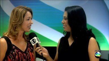 Susane Vidal toma posse na Academia de Letras de Aracaju - Susane Vidal toma posse na Academia de Letras de Aracaju.