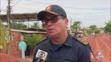 Chuva causa estrago em vários pontos de Macapá - Bairros Buritizal, Nova Esperança, Infraero e Jesus de Nazaré tiveram mais relatos de estruturas danificadas por causa da chuva.