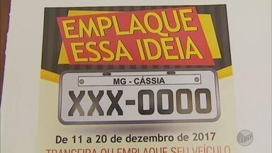 Prefeitura de Cássia (MG) lança campanha para aumentar arrecadação do município - Prefeitura de Cássia (MG) lança campanha para aumentar arrecadação do município