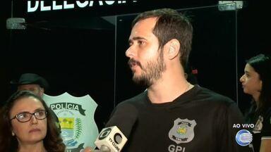 Polícia Civil divulga balanço da Operação 24 horas no Piauí - Polícia Civil divulga balanço da Operação 24 horas no Piauí