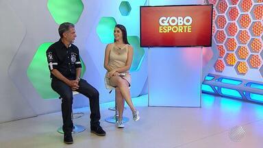 Novo presidente do Vitória participa do programa Globo Esporte, da TV Bahia - Ricardo David foi eleito pelos torcedores na quarta-feira (13).